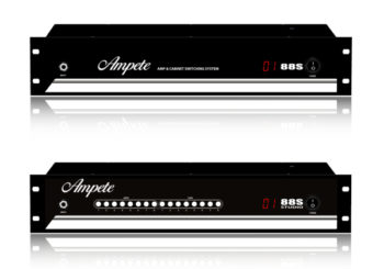 New versions of our switching system for shops and studios